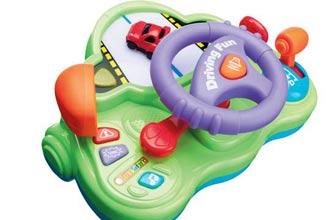 chad valley steering wheel