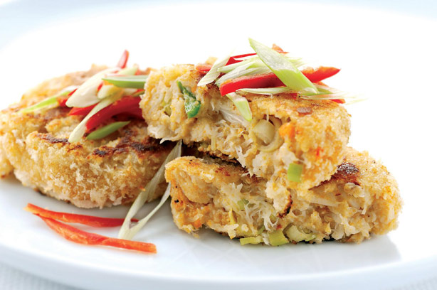 Bake Or Fry Crab Cakes