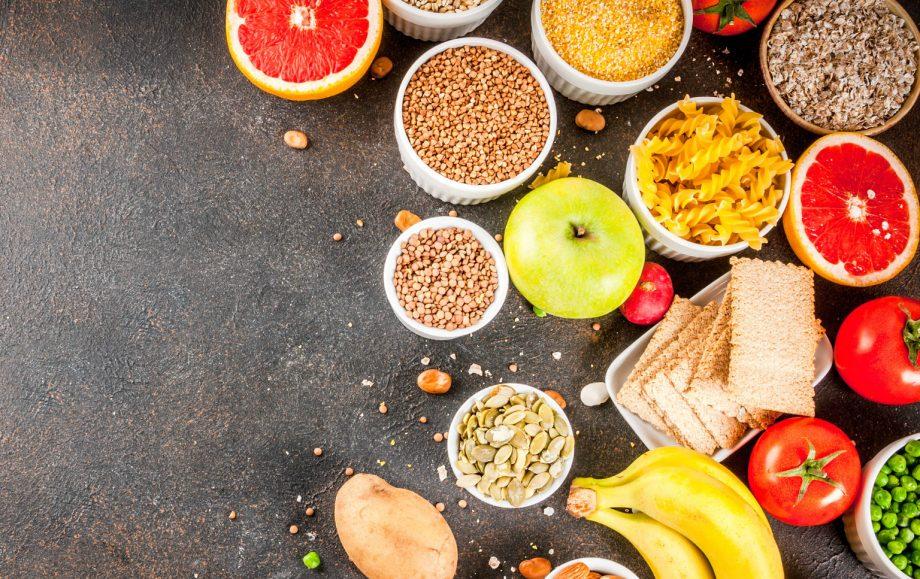 High fibre diet