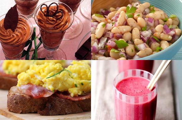 Foods to keep you awake
