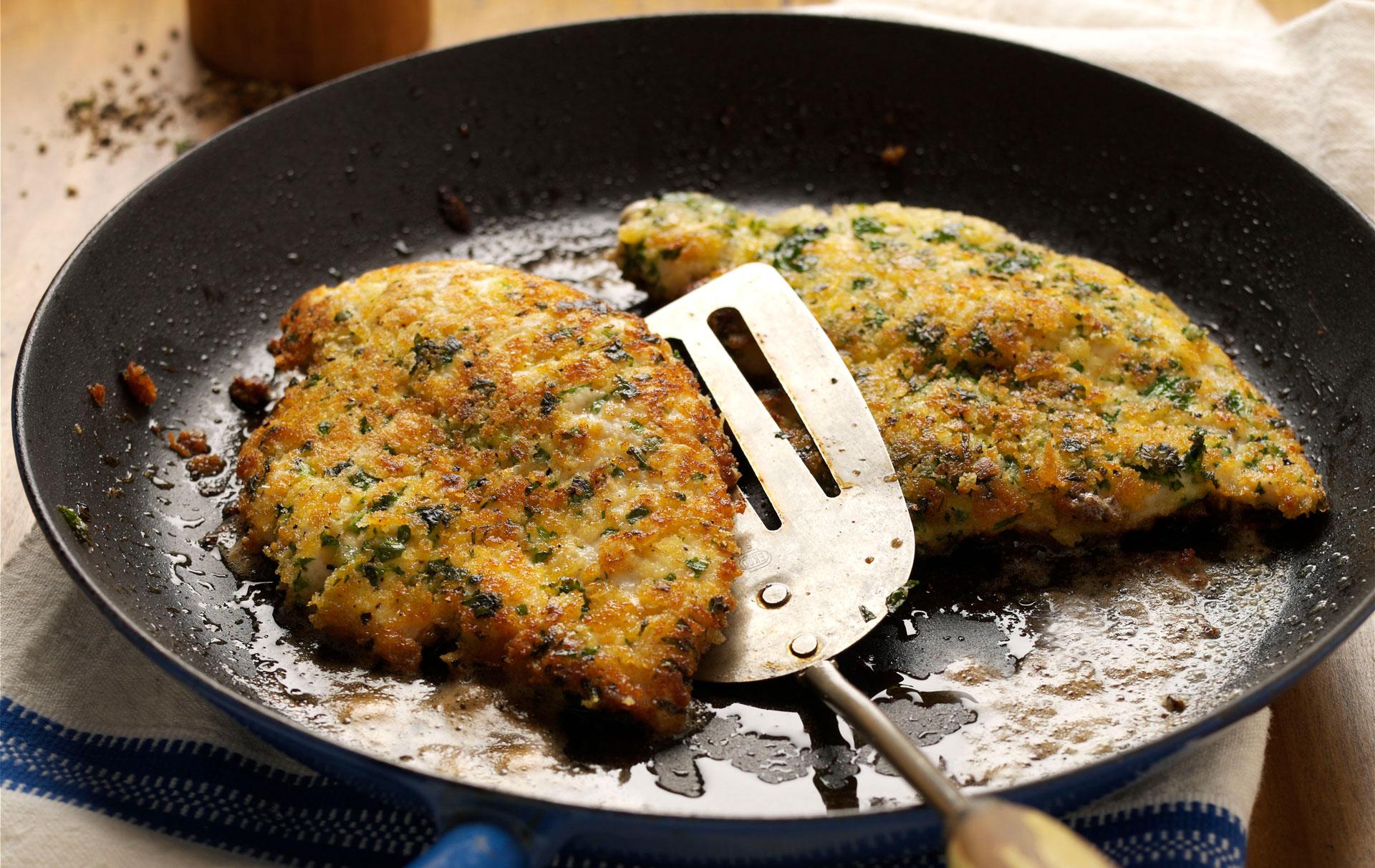 Chicken Escalopes Dinner Recipes Goodtoknow