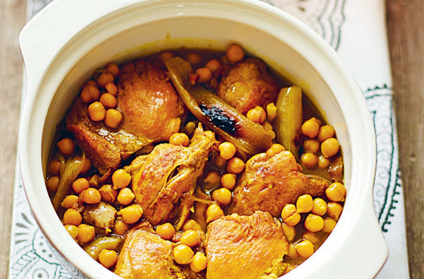 Chicken tagine with couscous recipe goodtoknow chicken tagine with couscous recipe forumfinder Choice Image