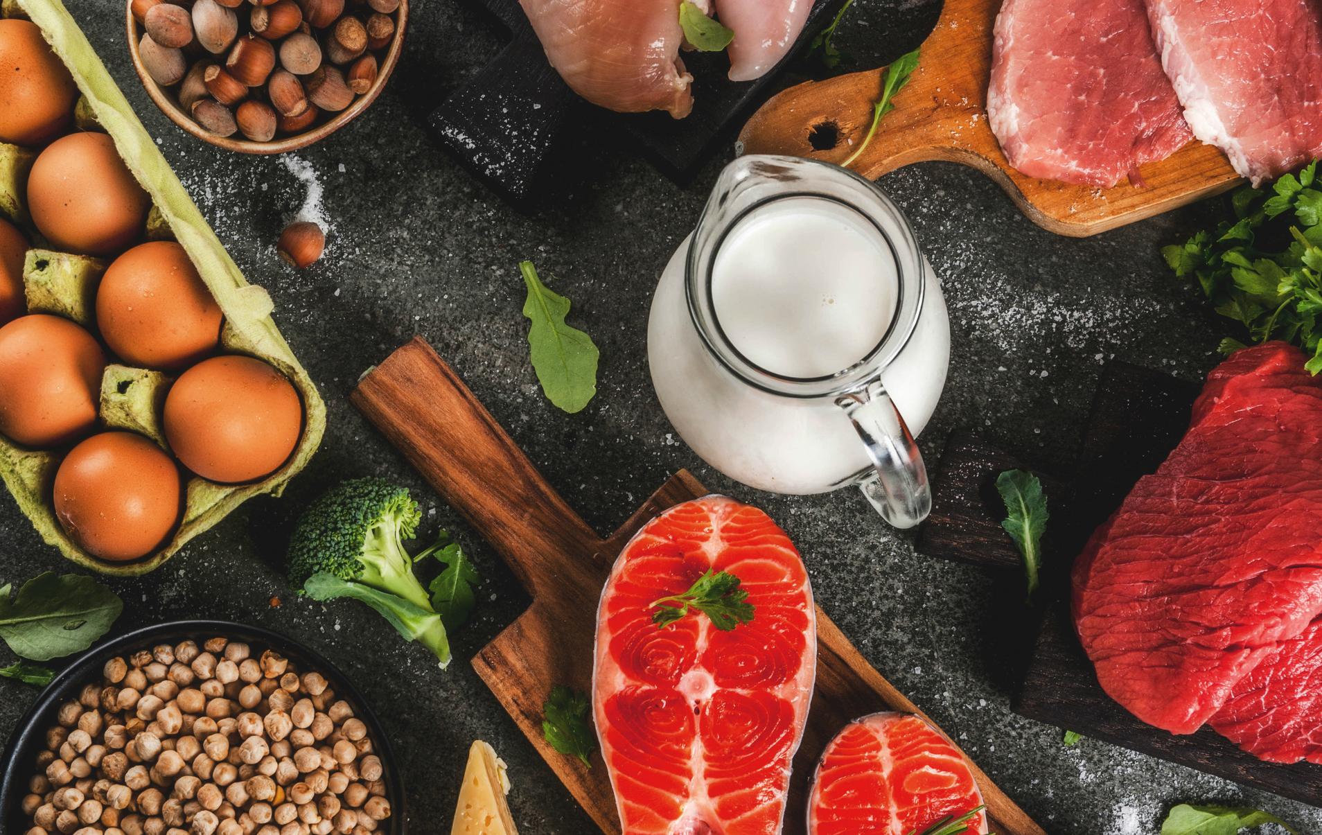 best energy boosting filling foods on diet