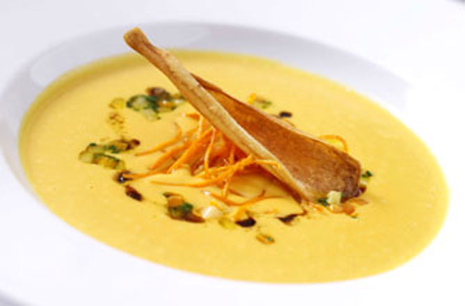 Sweet Potato And Vegetable Soup