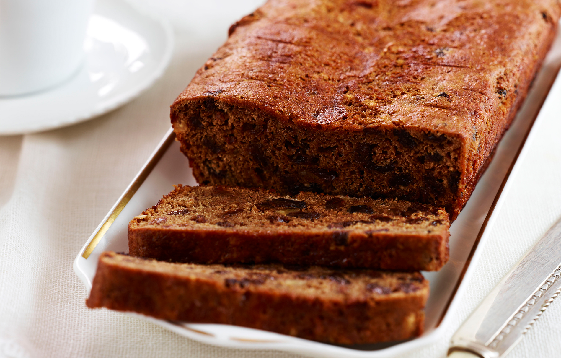 Master a classic malt loaf with this easy recipe