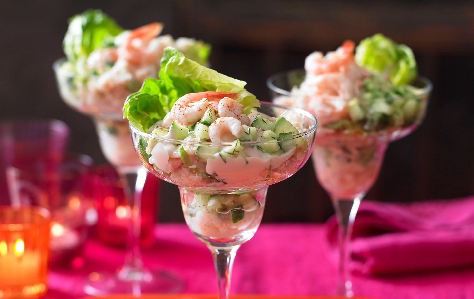 Seafood Cocktail Dinner Recipes Goodtoknow