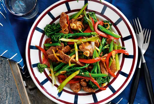 Slimming worlds lamb ginger and broccoli stir fry recipe goodtoknow slimming worlds lamb ginger and broccoli stir fry recipe forumfinder Images