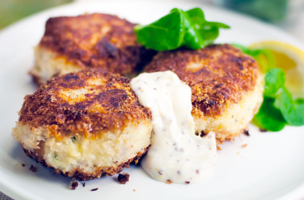 How To Make Cod Fish Cakes In Breadcrumbs