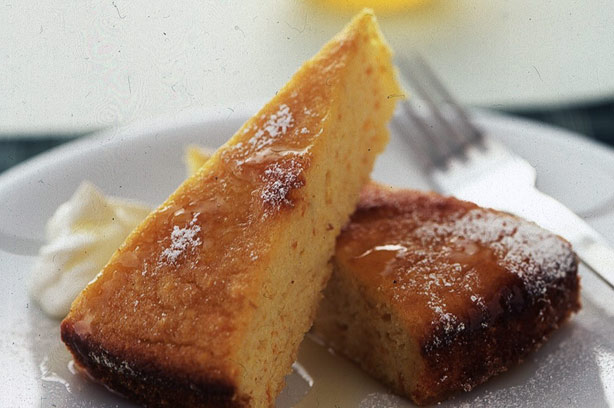 Luxury Orange And Almond Polenta Cake Recipe