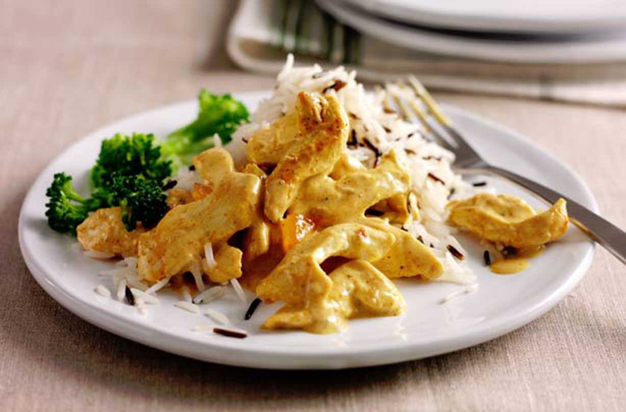 Creamy Coronation Chicken Lunch Recipes Goodtoknow