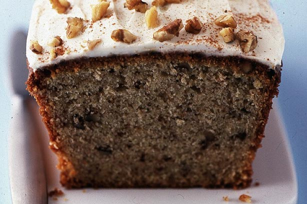 Banana Walnut Cake Recipe Joy Of Baking: Banana And Walnut Cake