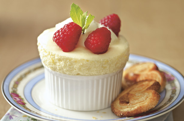 Chilled Lemon Souffl 233 S Recipe Goodtoknow