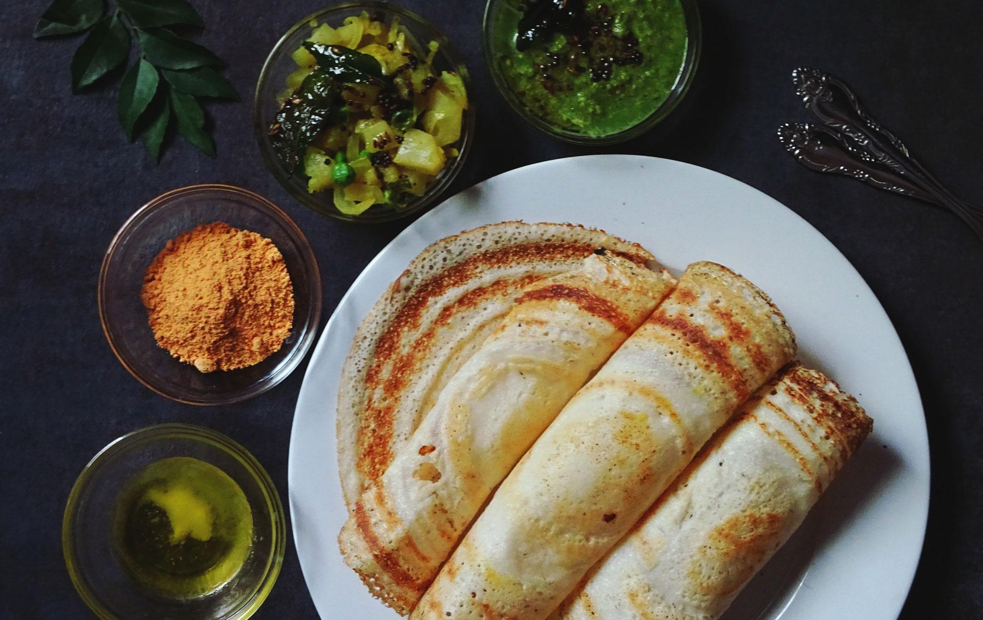 Dosa Indian Recipes Goodtoknow