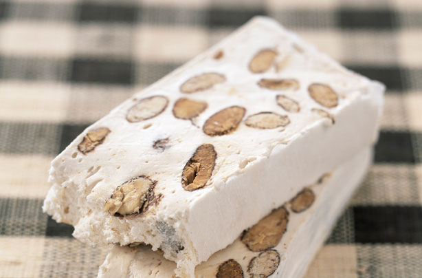Calories in Nougat Pieces, Nutrition Facts for Nougat ...