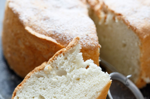 Sponge Cake Recipe Uk Plain Flour: Super-light Vanilla Sponge Recipe