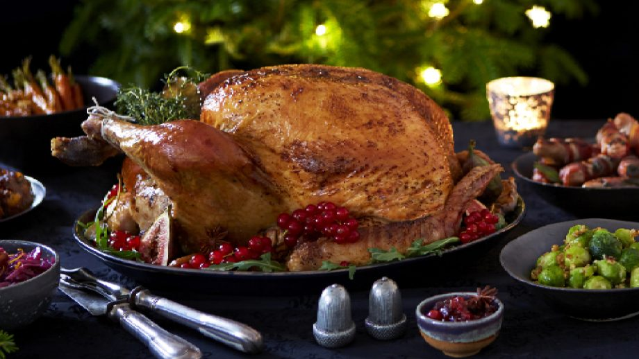 Christmas turkey cooking guide: Turkey cooking times by size and weight