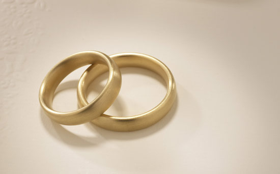 Boy or girl: how to tell? Wedding rings
