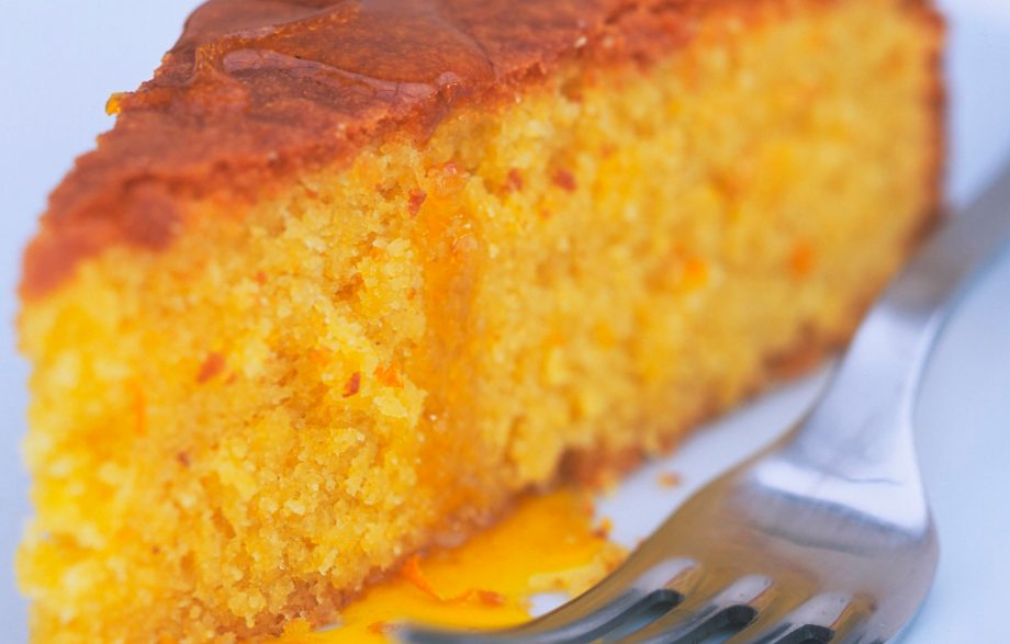 Flourless Orange And Almond Cake Baking Recipes Goodtoknow