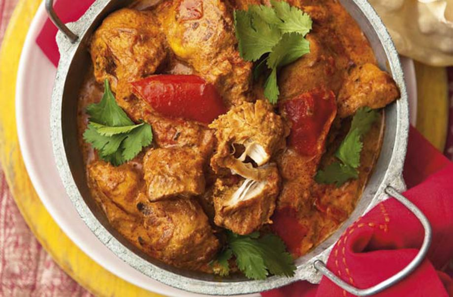 Chicken And Red Pepper Tikka Masala