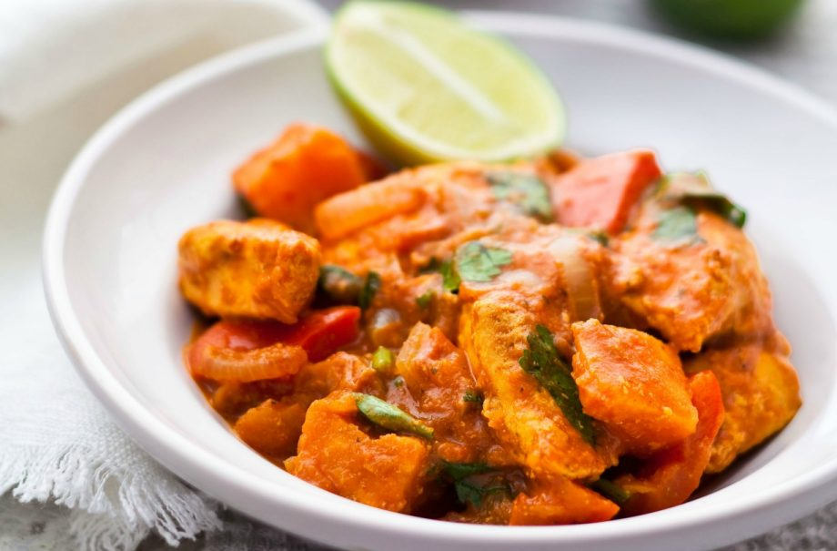 Low Calorie Chicken Tikka Masala