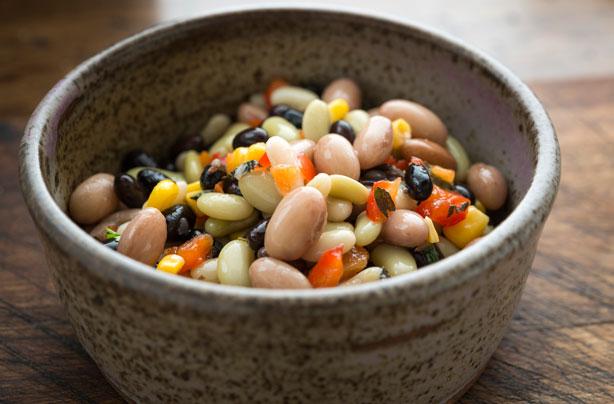 Mixed Bean Salad Recipe Goodtoknow