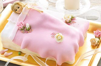 The Princess And Pea Kids Birthday Cake Recipe