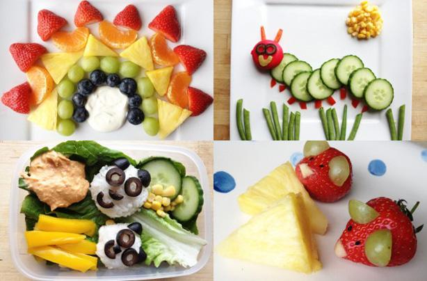 Fun Ways To Get Your Kids Eating Fruit And Veg Goodtoknow