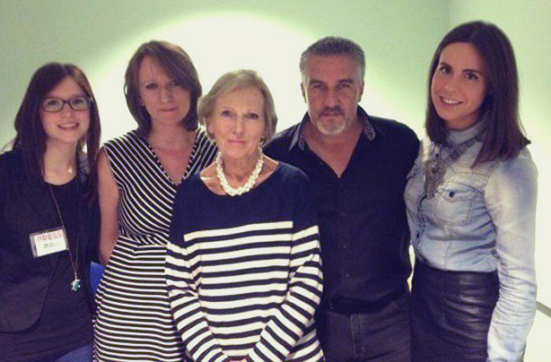 Mary Berry and Paul Hollywood's top baking tips