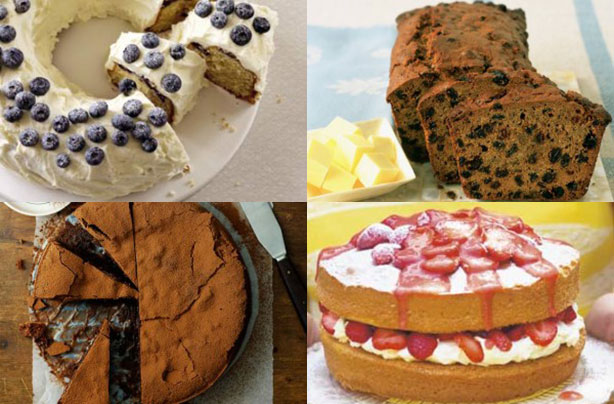 Top cake recipes for June 2013