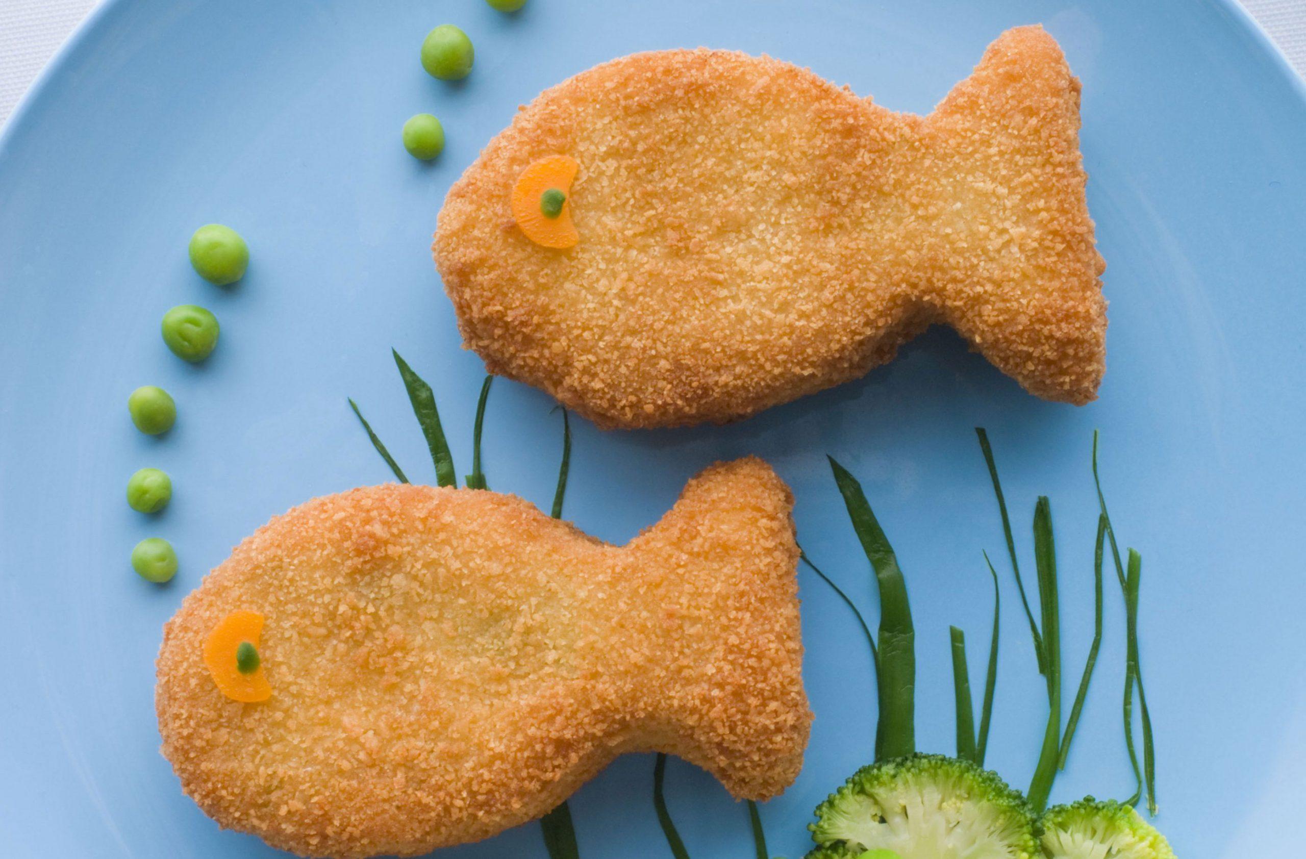 Annabel Karmel's salmon fishcakes