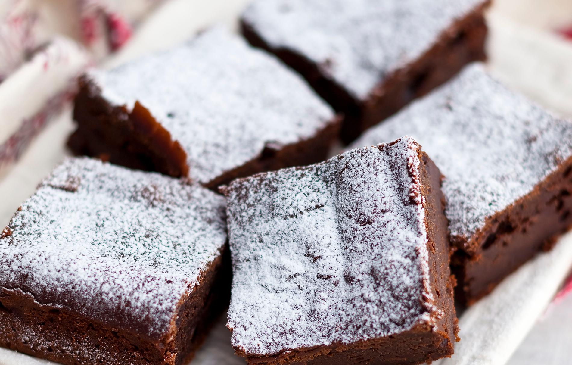 Low-fat Brownies | Baking Recipes