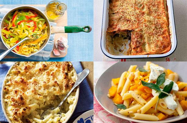 Top pasta recipes for September