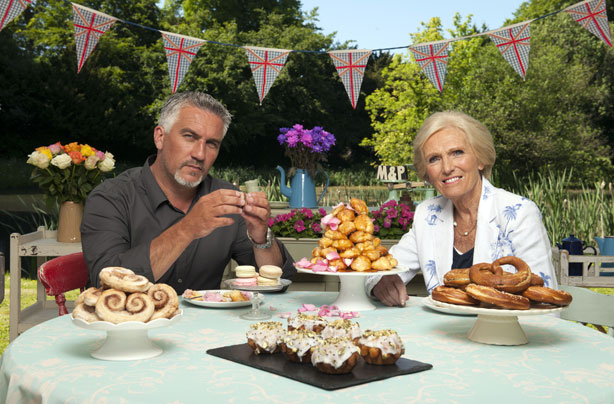 The Great British Bake Off 2013 contestants