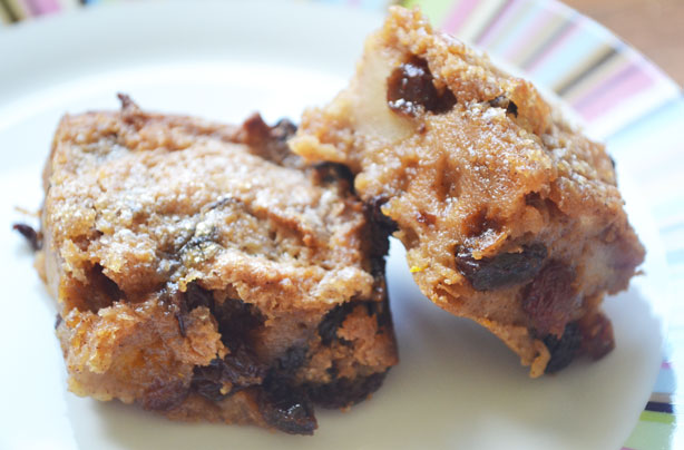 The easiest bread pudding recipe you'll try