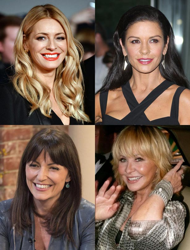Celebrity anti ageing secrets