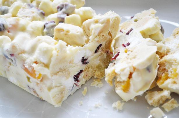 White Chocolate Rocky Road Recipe Goodtoknow