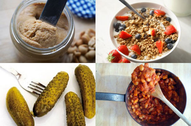 Foods you never thought to make instead of buy