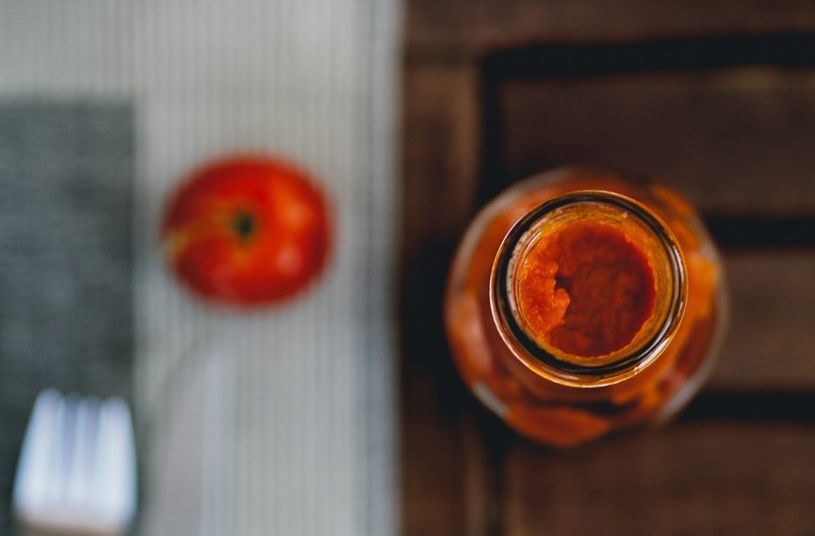 easy homemade tomato ketchup