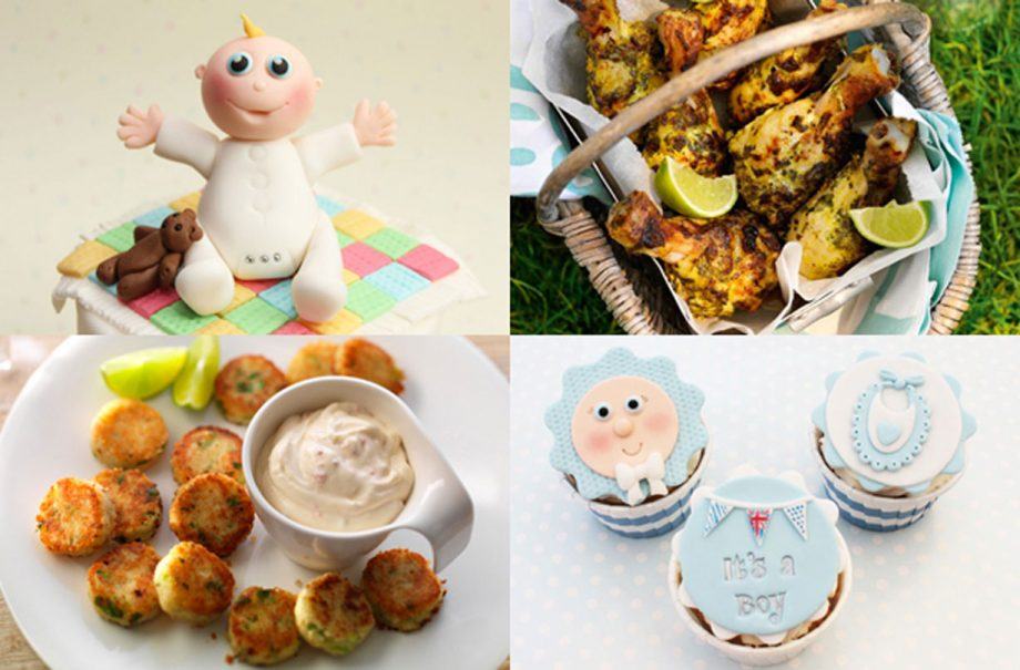 Baby Shower Food Ideas Goodtoknow