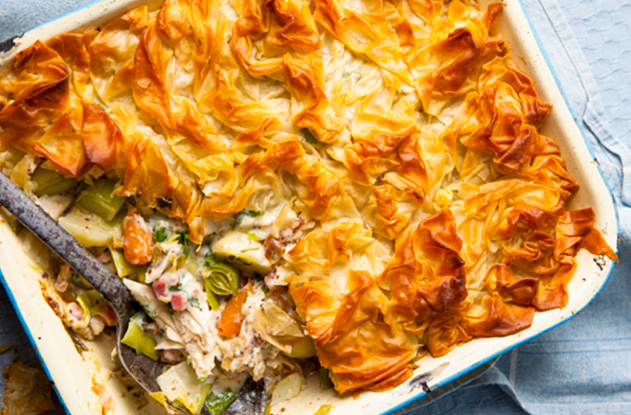 Easy Pie Recipes Goodtoknow