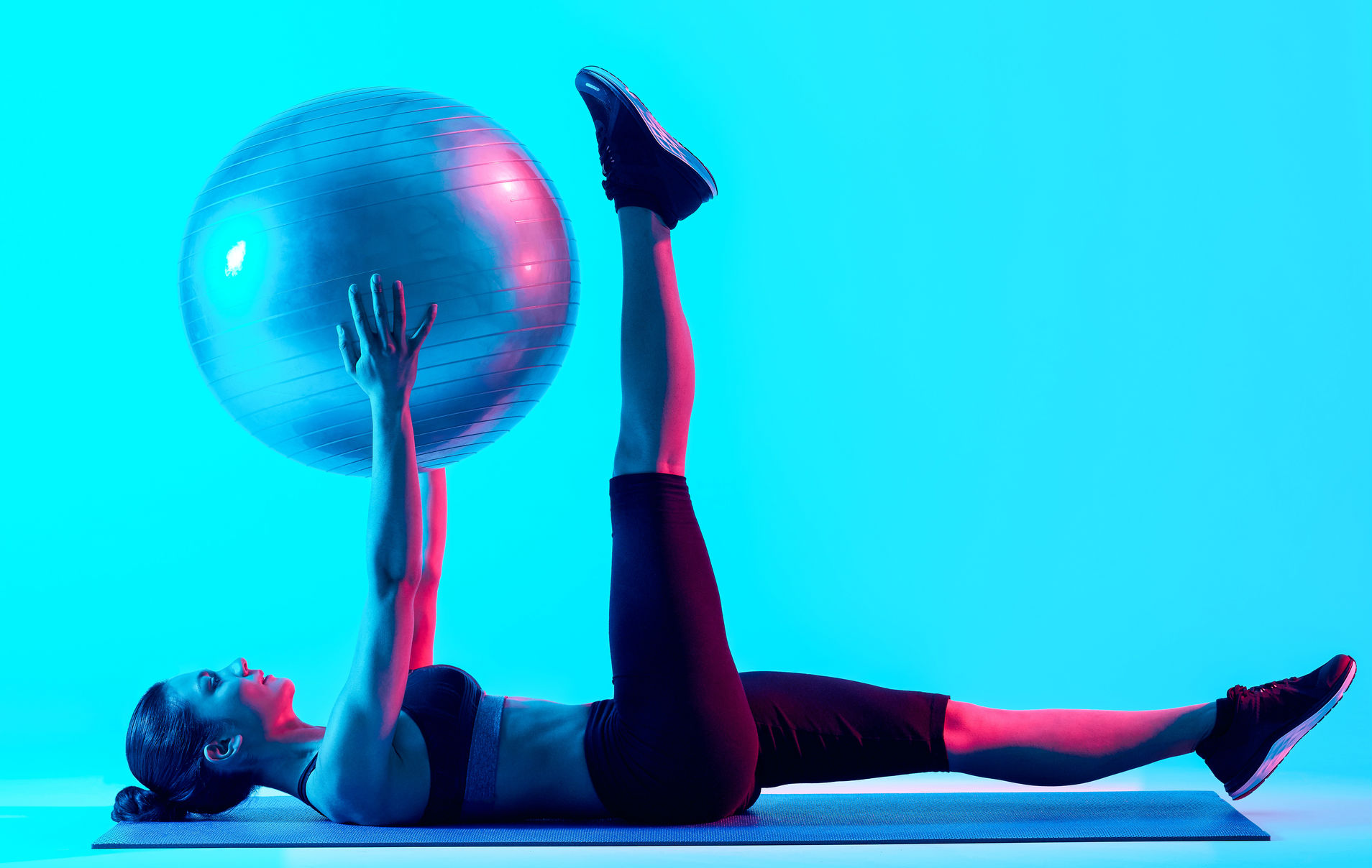 Exercise ball workouts: how to use your Swiss ball effectively