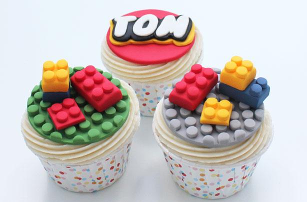 Lego Cake Decorations