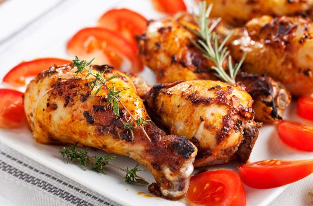 Spicy Chicken Drumsticks Recipe Goodtoknow