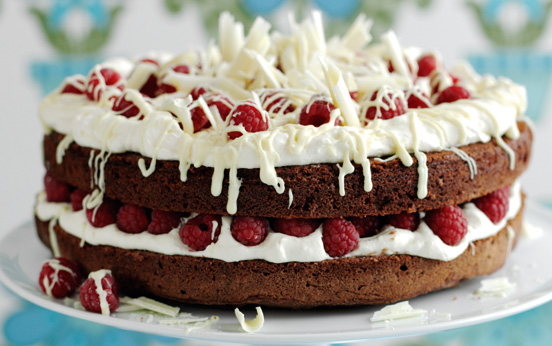 recipe: white chocolate and raspberry cake mary berry [36]