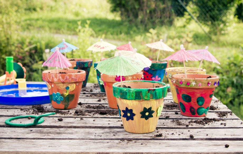 Crafting With Kids Outdoor Activities That They Will Love