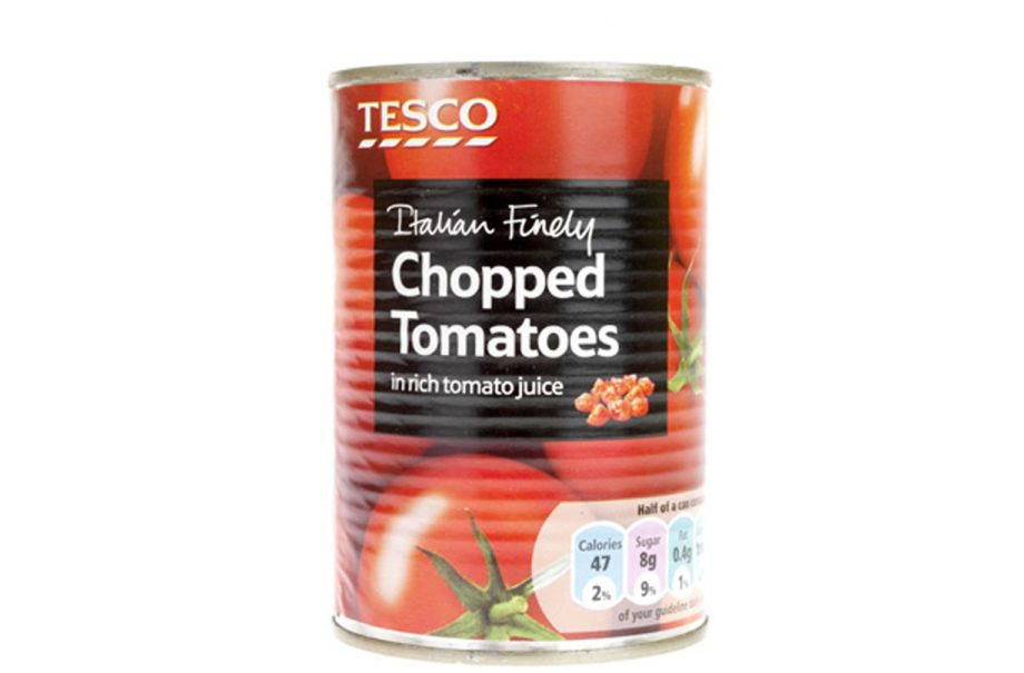 50 things to make with tinned tomatoes