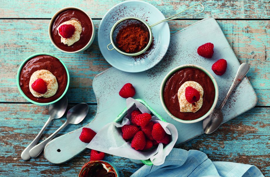 Slimming Worlds Classic Chocolate Mousse