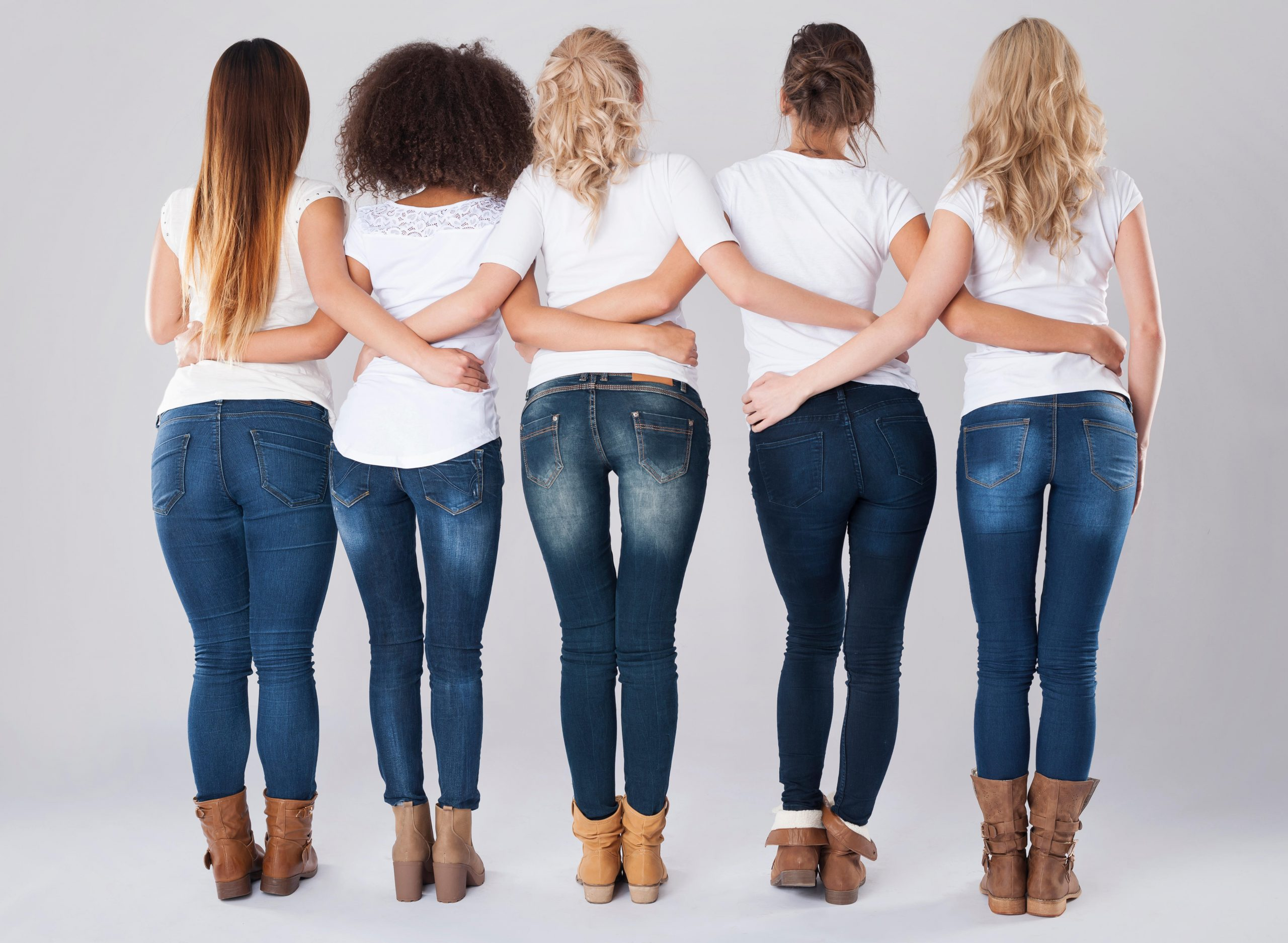How to find the best jeans for your shape