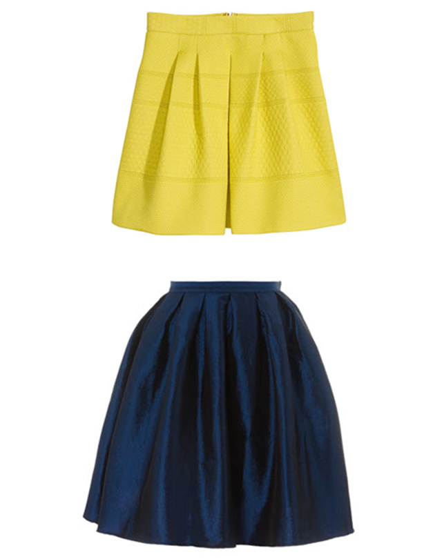 top 10 most flattering winter skirts