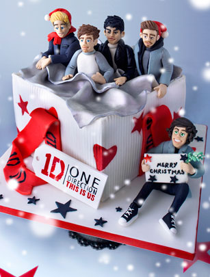 Fabulous One Direction Cake Goodtoknow Funny Birthday Cards Online Elaedamsfinfo